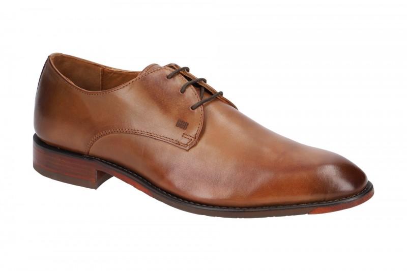 Gordon & Bros. MIRCO elegante Halbschuhe und Schnürschuhe für Herren in braun