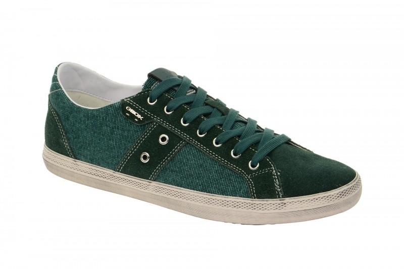 Geox Respira Smart D Schnürschuhe in grün Herren Sneakers