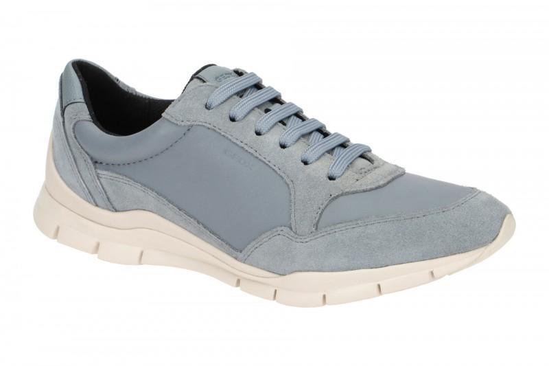 Geox SUKIE Sneakers für Damen in hell-blau