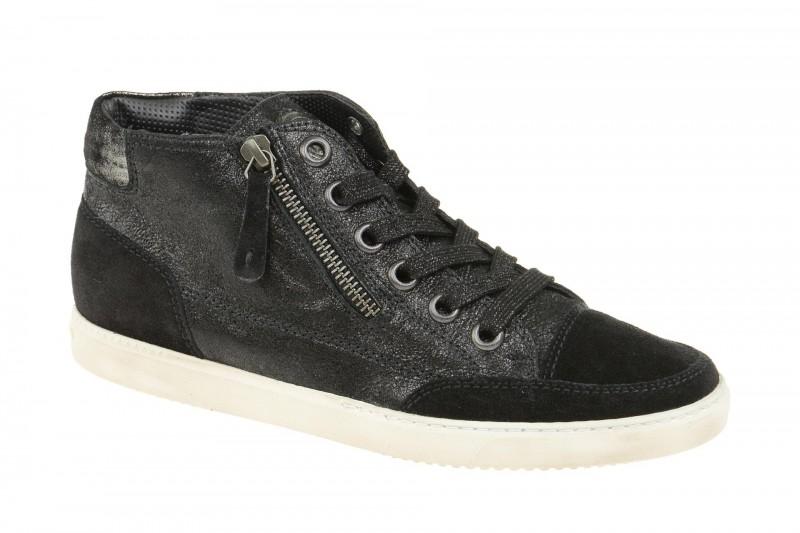 Paul Green 4242 Sneakers für Damen in schwarz