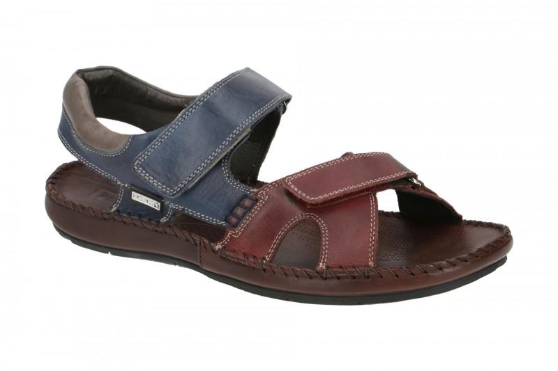 Pikolinos TARIFA bequeme Sandale für Herren in rot