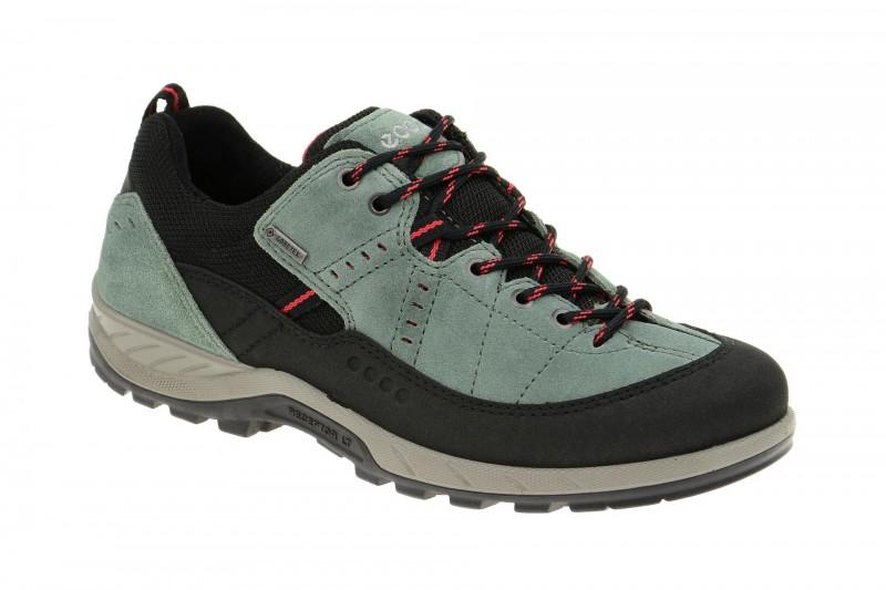 Ecco YURA Wander- und Trekkingschuhe für Damen in grau