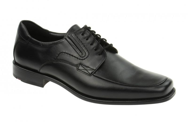Lloyd KELTON elegante Halbschuhe und Schnürschuhe für Herren in schwarz