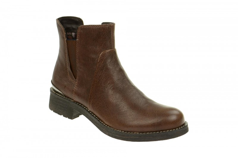 Geox Respira New Virna C Stiefelette in braun Ankle Boots