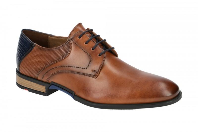 Lloyd RAPHAEL elegante Halbschuhe und Schnürschuhe für Herren in hell-braun