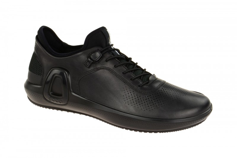 Ecco INTRINSIC 3 Sneakers für Herren in schwarz