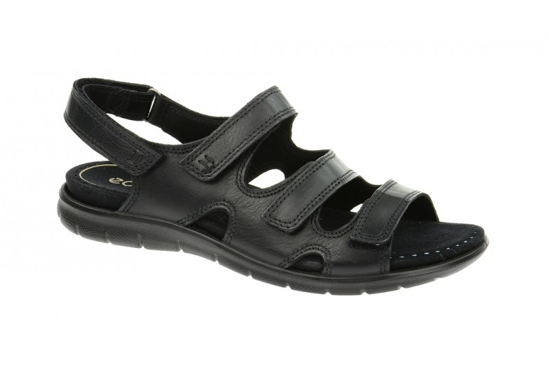 Ecco BABETT SANDAL Sandalette für Damen in schwarz