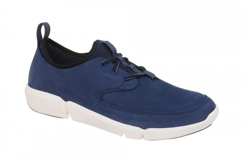 Clarks TRIFLOW FORM Sneakers für Herren in blau