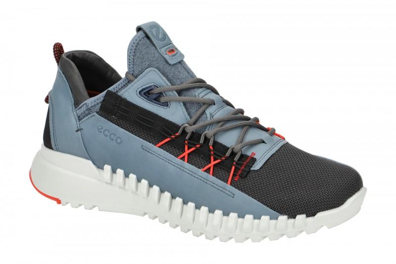 Ecco ZIPFLEX Sneakers für Herren in blau