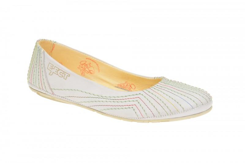 Eject CONFY Ballerina - Halbschuhe - Slipper für Damen in weiß