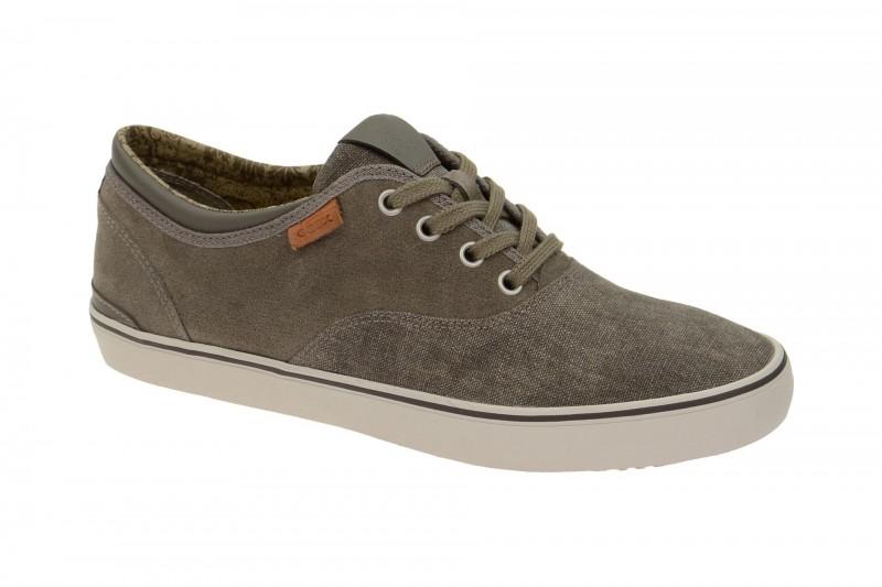 Geox Respira Smart B Sneakers in grau Herrenschuhe