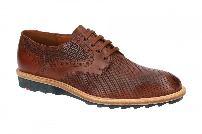 Lloyd FALCO elegante Halbschuhe und Schnürschuhe für Herren in braun