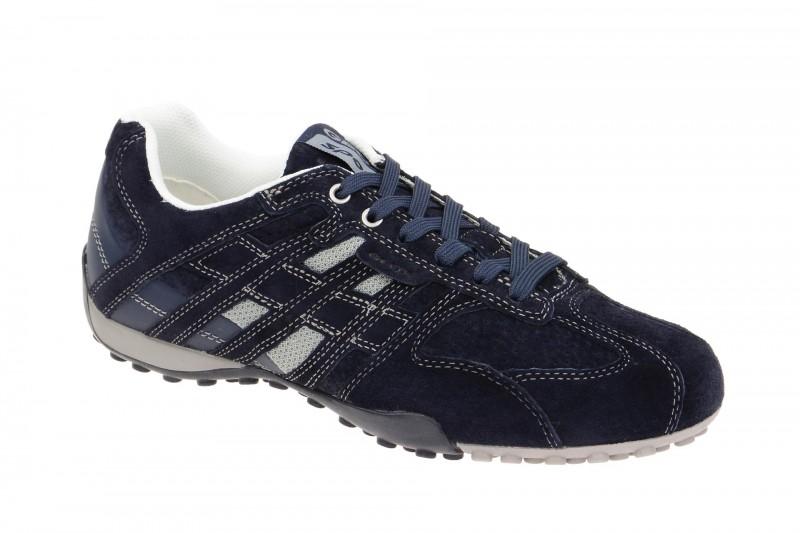 Geox Respira Snake K Herren Sneakers in dunkelblau Geox ATMET