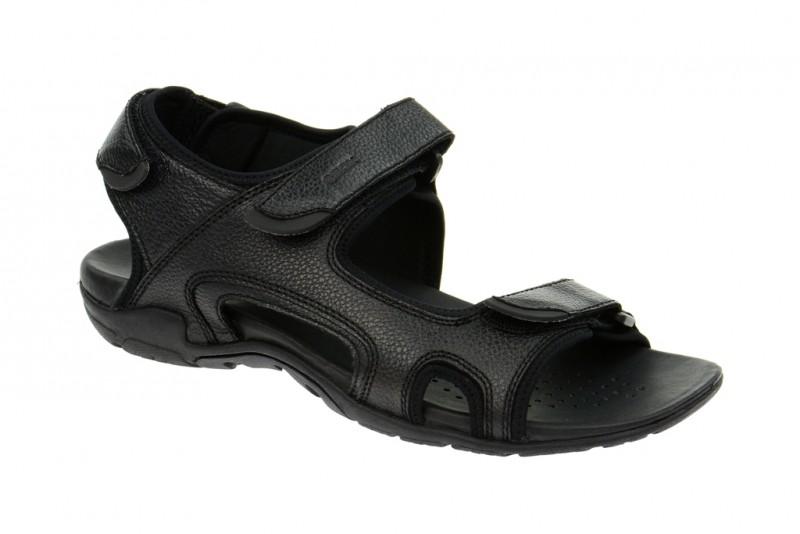 Geox Respira S.Summer Sandaletten in schwarz