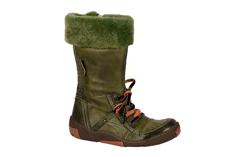 Eject ICE Stiefel für Damen in grün