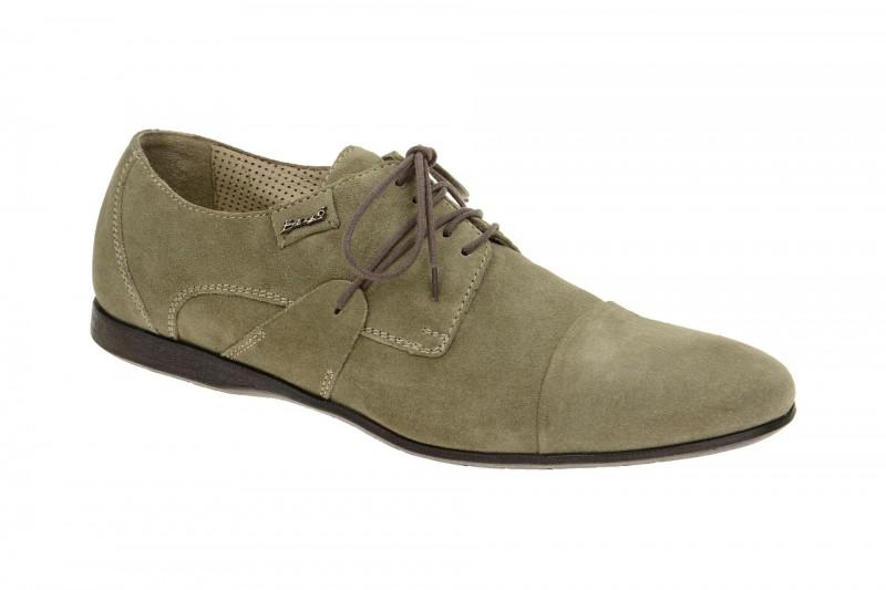 Bello D320V elegante Halbschuhe und Schnürschuhe für Herren in grau