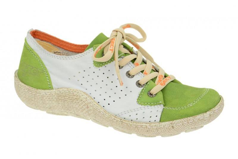 Eject Good sportliche Halbschuhe für Damen in grün