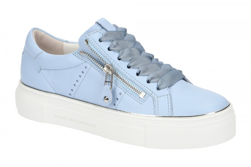 Kennel & Schmenger BIG Sneakers für Damen in hell-blau