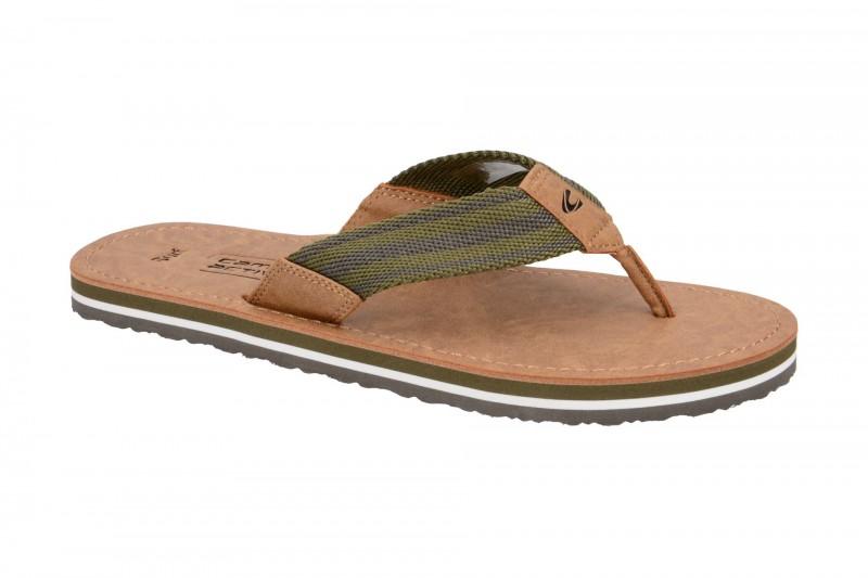 camel active SURF Pantolette für Herren in grün