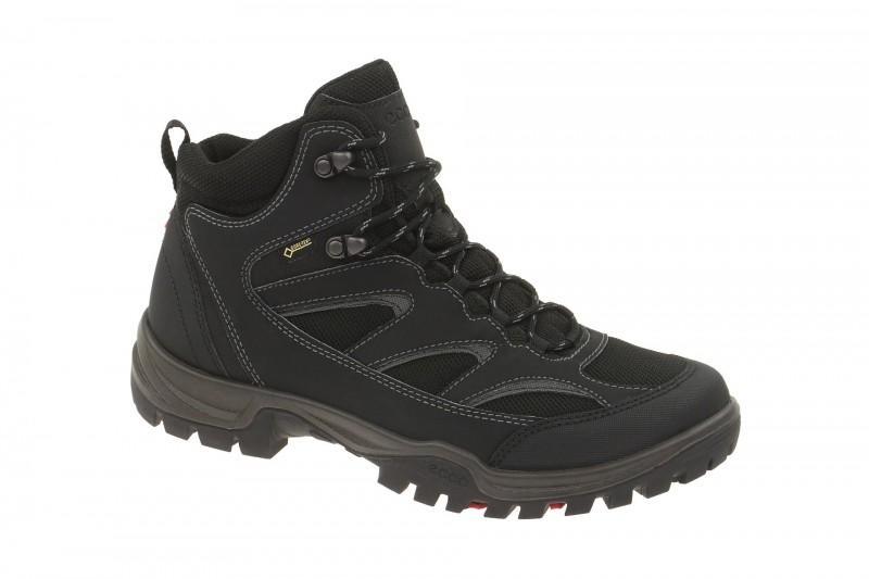 Ecco XPEDITION III Trekking- und Wanderstiefel für Herren in schwarz