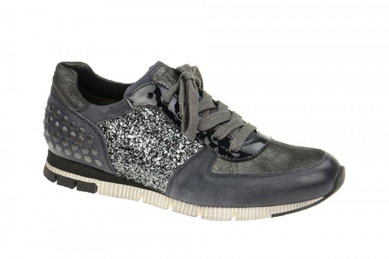 Paul Green 4223 sportliche Halbschuhe für Damen in dunkel-grau