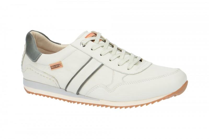 Pikolinos LIVERPOOL Sneakers für Herren in weiß