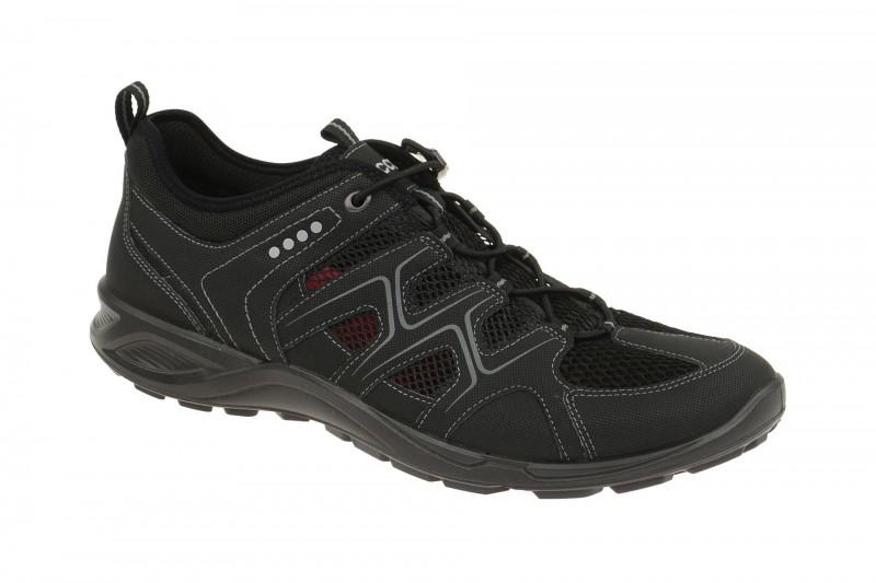 Ecco TERRACRUISE Sneakers für Herren in schwarz