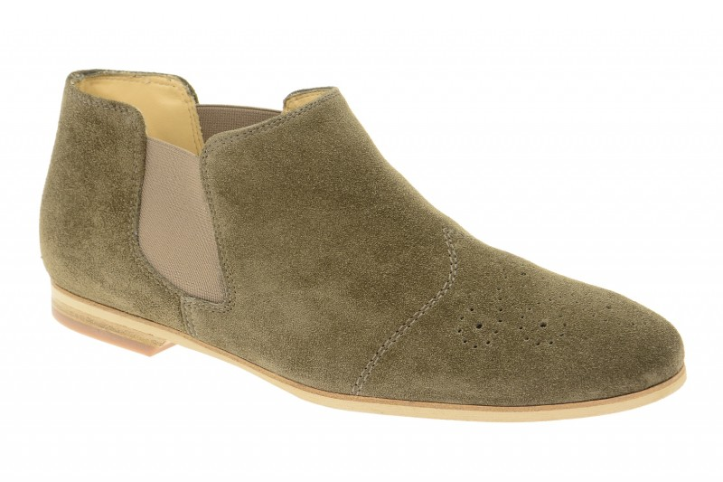 Paul Green 1626 Stiefeletten für Damen in braun
