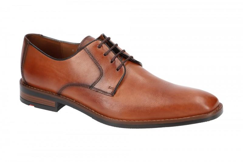 Lloyd STUART elegante Halbschuhe und Schnürschuhe für Herren in hell-braun
