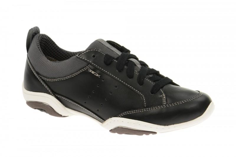 Geox Respira Arrow B Sneaker in schwarz Damenschuhe