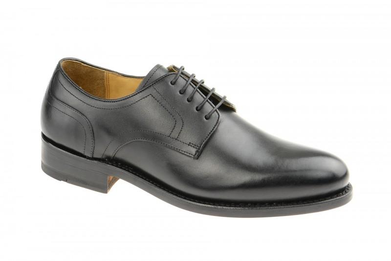 Gordon & Bros. LEVET Rahmengenähte Schuhe für Herren in schwarz