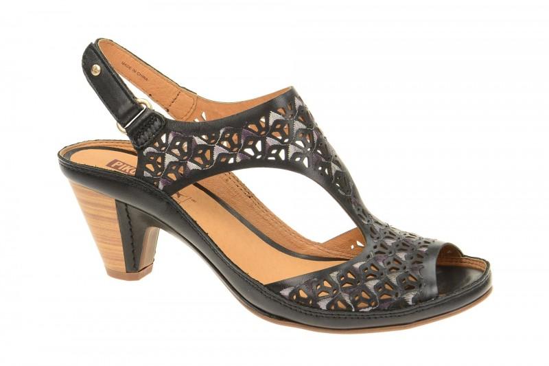 Pikolinos JAVA Riemchen Sandale für Damen in schwarz