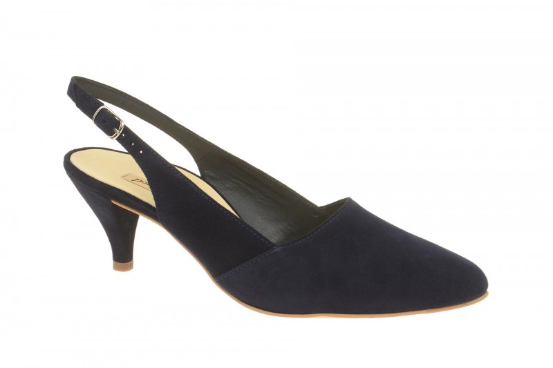 Paul Green 3315 Sling Pumps für Damen in blau