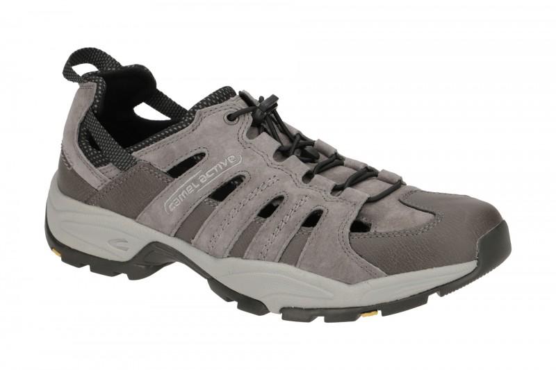 camel active EVOLUTION Sneakers für Herren in dunkel-grau