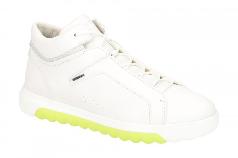 Geox NEXSIDE sportliche Halbschuhe für Damen in weiß