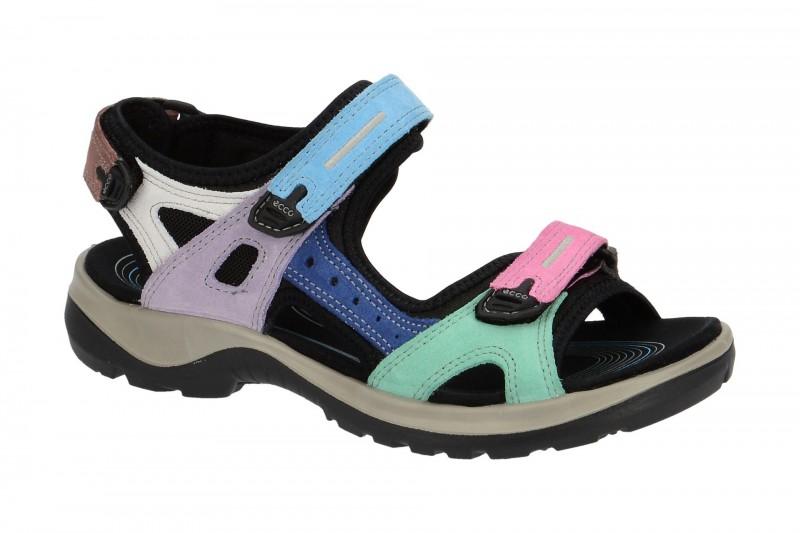 Ecco OFFROAD Outdoor Sandale für Damen mehrfarbig