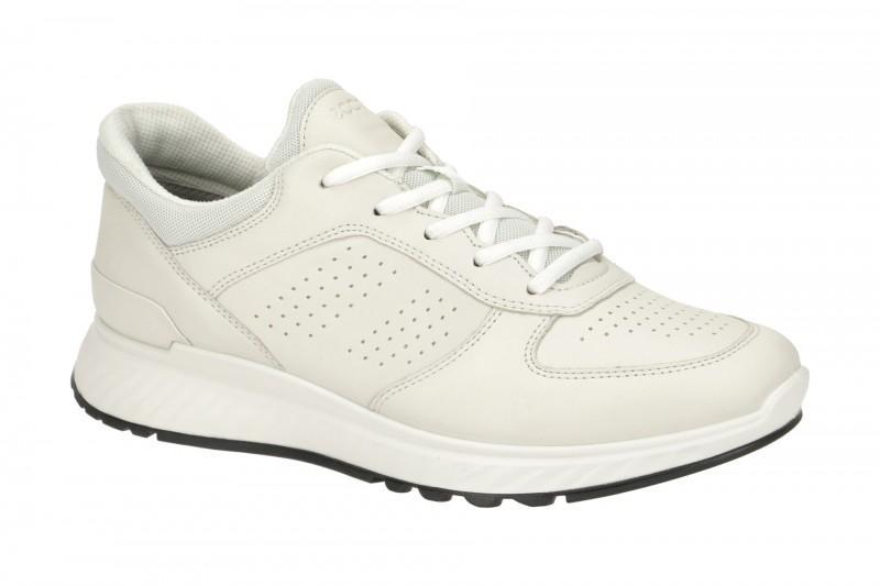 Ecco EXOSTRIDE sportliche Halbschuhe für Herren in weiß