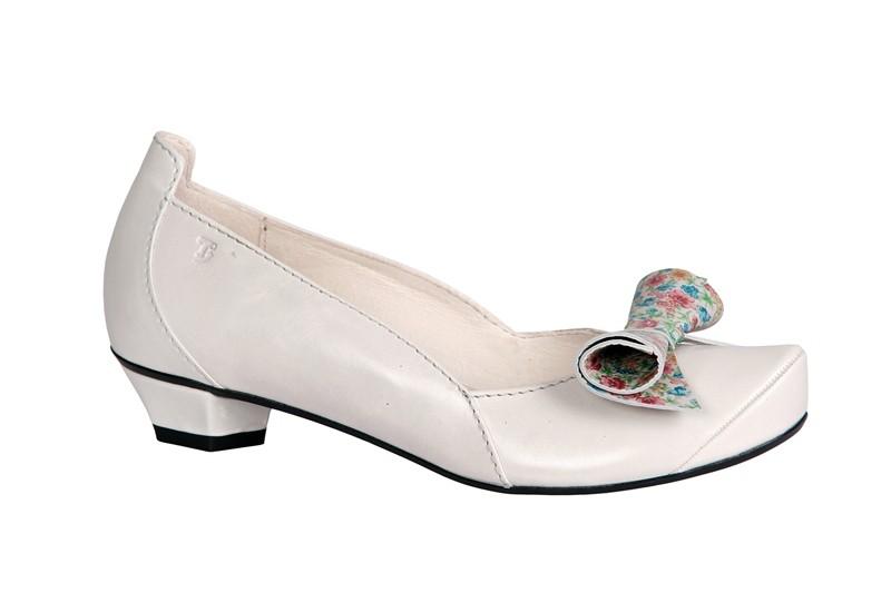 Tiggers SARA Pumps für Damen in weiß
