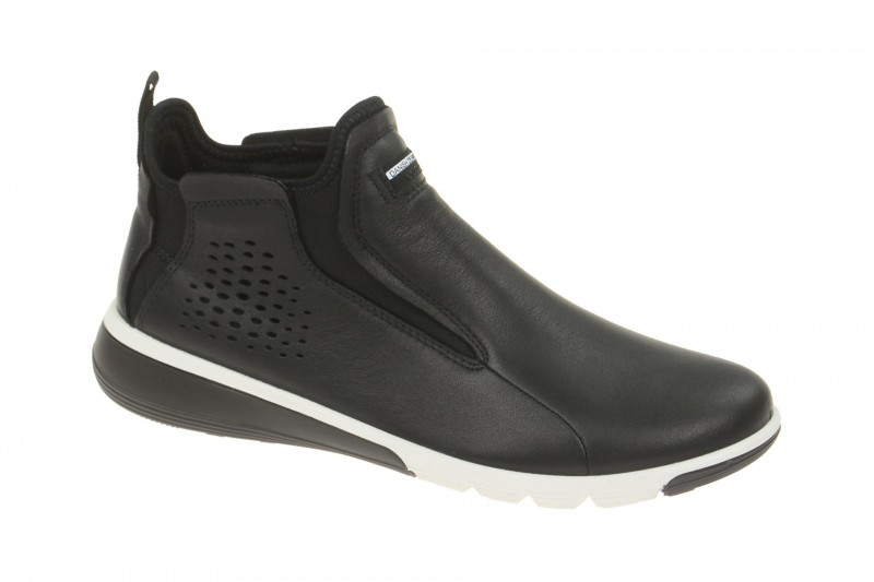 Ecco INTRINSIC 2 sportliche Stiefelette für Damen in schwarz