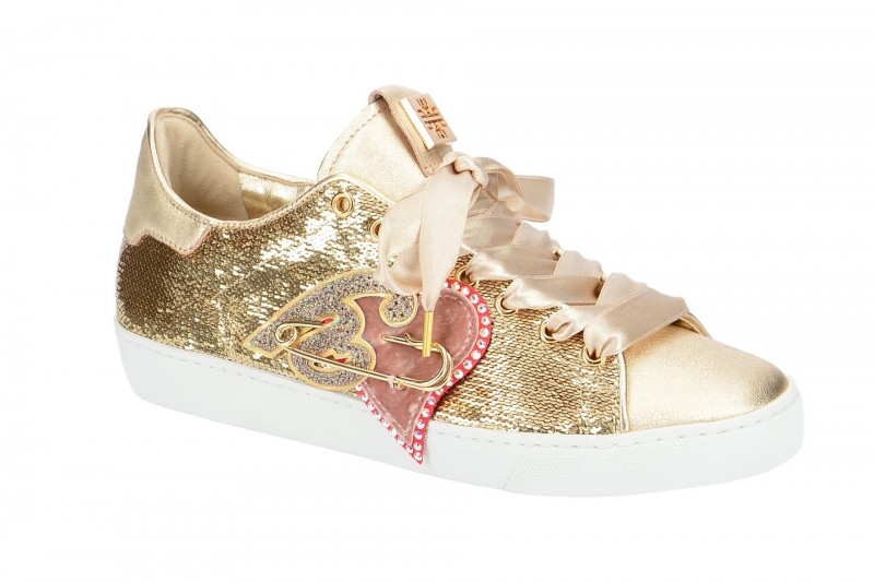 Högl 0328 Sneakers für Damen in beige