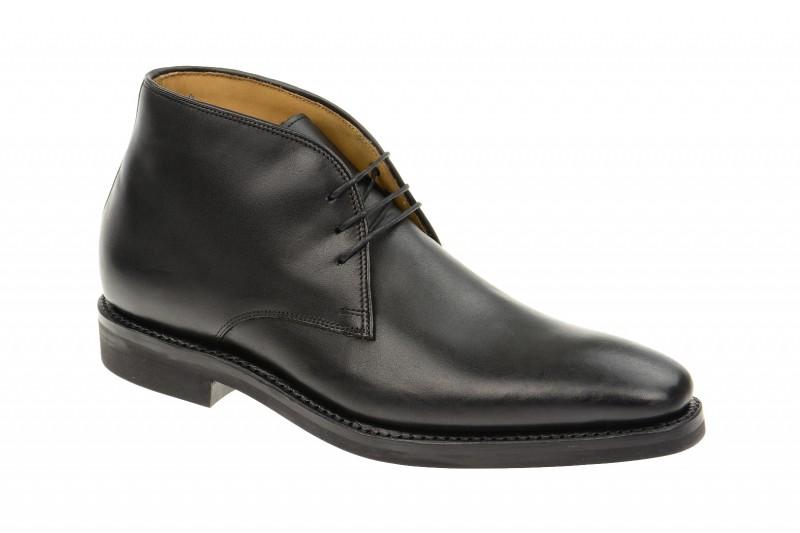 Gordon & Bros. Gregory elegante Stiefelette für Herren in schwarz