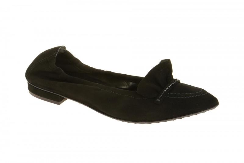 Kennel & Schmenger PIA Ballerina - Halbschuhe - Slipper für Damen in schwarz