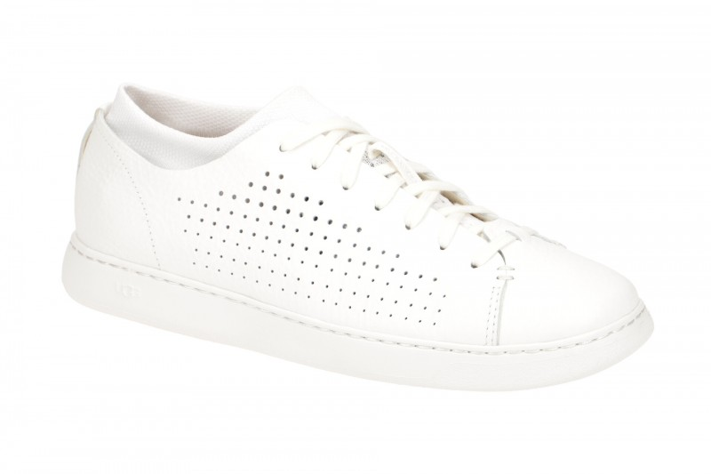 UGG PISMO SNEAKER LOW PERF Sneakers für Herren in weiß
