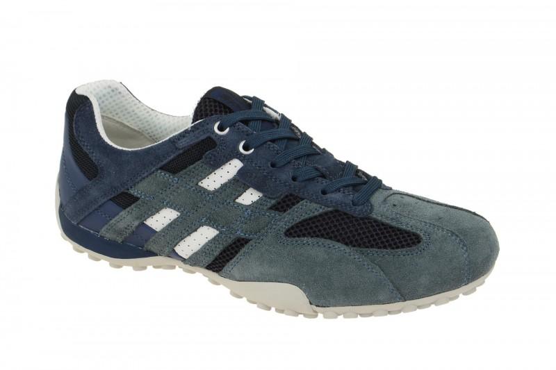 Geox SNAKE Sneakers für Herren in hell-blau