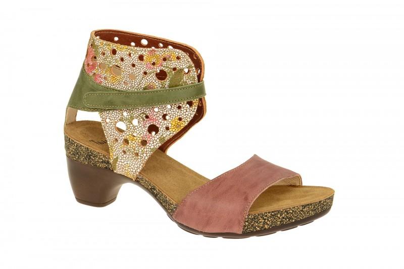 Think TRAUDI Riemchen Sandale für Damen mehrfarbig