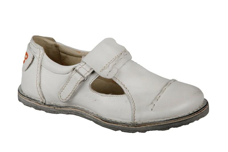 Eject Sony3Deal bequeme Slipper für Damen in weiß