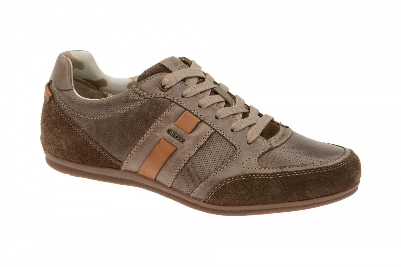Geox Respira Houston A Sneakers in hell braun