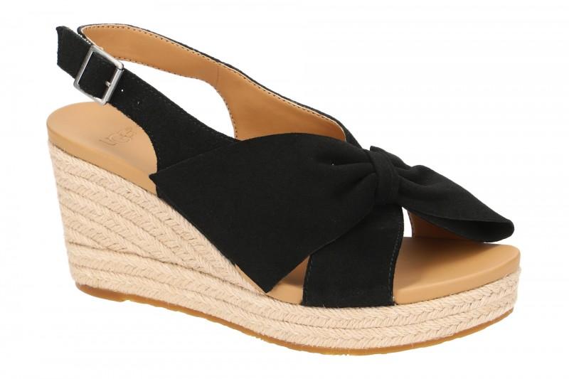 UGG CAMILLA Sandalette für Damen in schwarz
