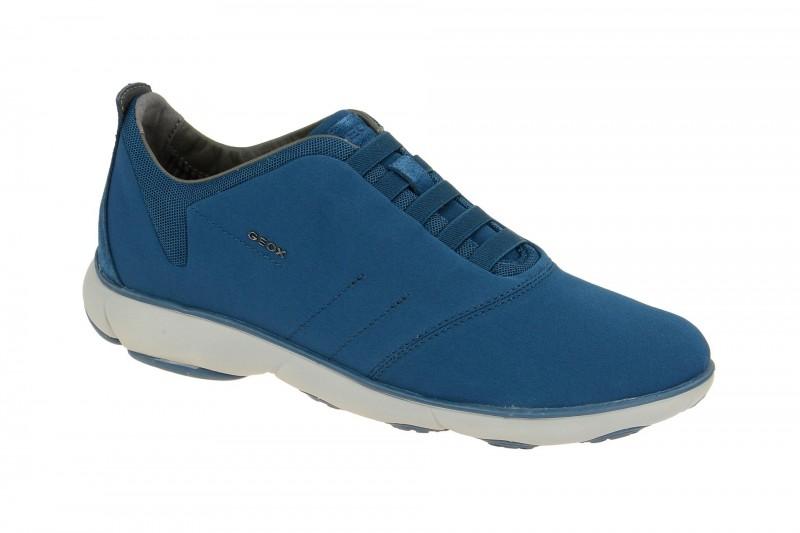 Geox Respira Nebula F Slippers in blau grau Sneakers
