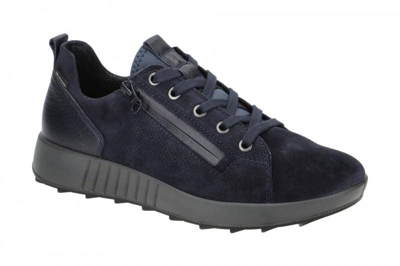 Legero ESSENCE sportliche Halbschuhe für Damen in dunkel-blau